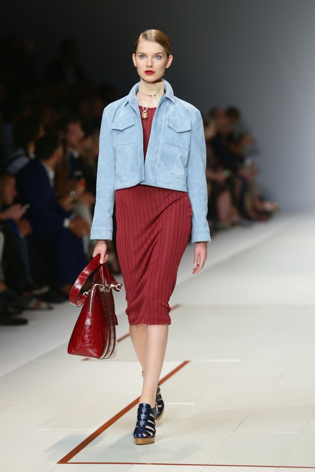Trussardi - Runway - Milan Fashion Week Womenswear Spring/Summer 2015