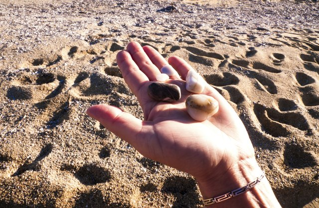 Pebble Balance of nature