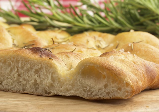 How To Heat Focaccia Bread In The Oven