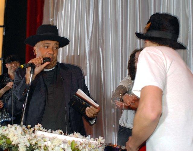 Rev Run's Rock 'n Roll Wedding at Borgata