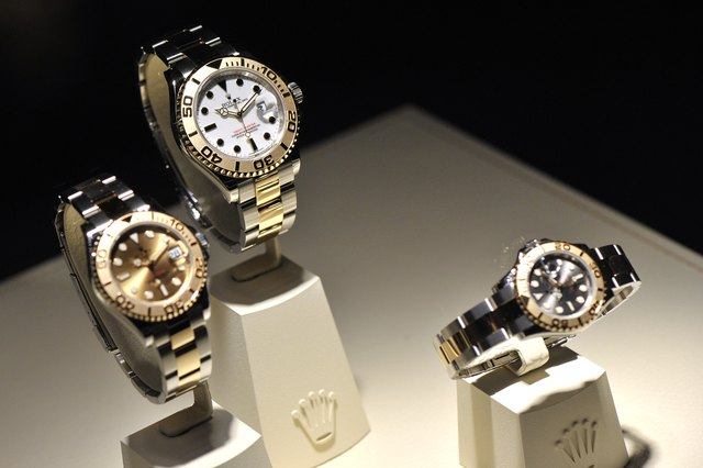 ROLEX At BASELWORLD 2012 - The World Watch And Jewellery Show