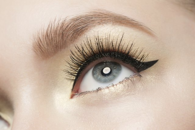 How to Permanently Curl Eyelashes | LEAFtv