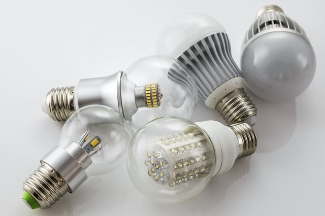LED lamps E27 with a new led-chip  technology