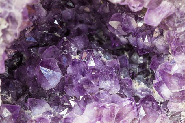Image result for amethyst in nature
