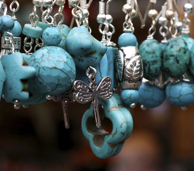 Turquoise Stone Pendants