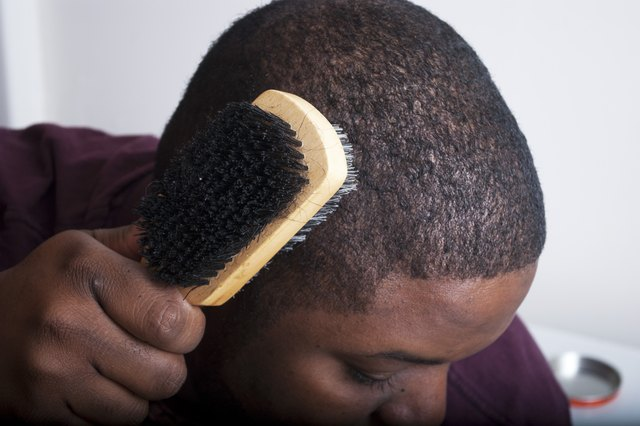 How To Brush Your Hair To Get 360 Waves