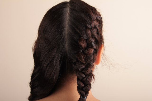 How to make two french braids by yourself leaftv solutioingenieria Gallery