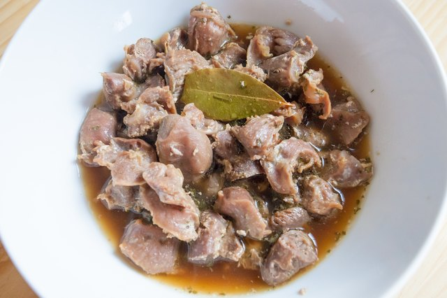 How to bake chicken gizzards leaftv video of the day ccuart Choice Image