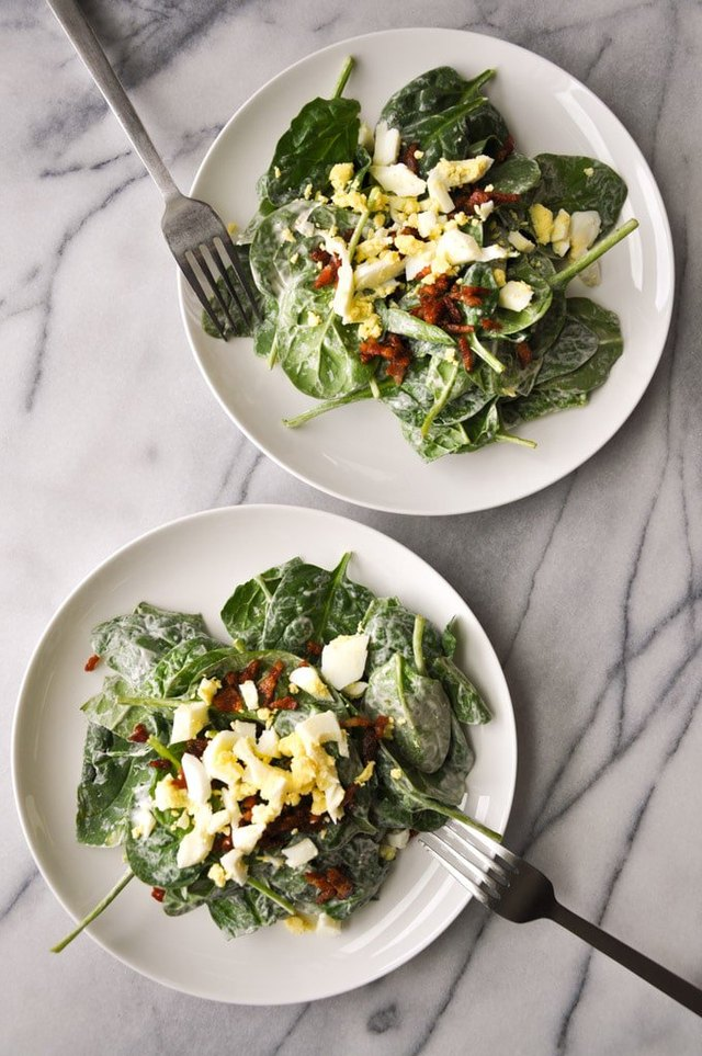 3 breakfast salad ideas you'll actually want to eat in the morning