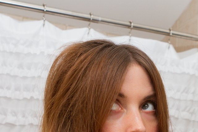 how to get rid of cowlick in hair