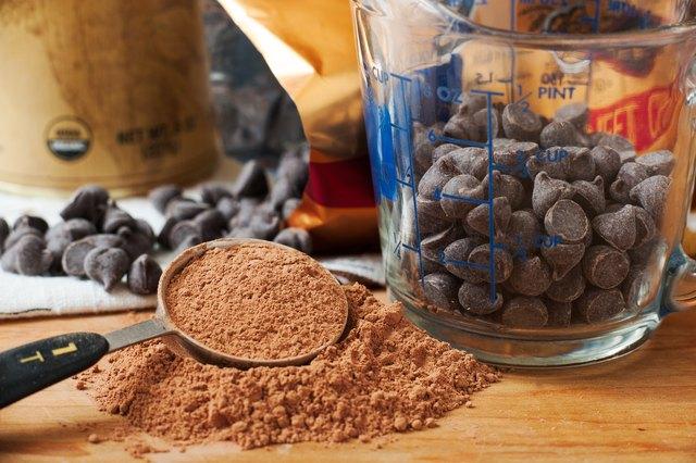 Cocoa Powder Substitute Chocolate Bar