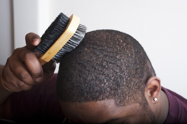 How To Brush Your Hair To Get 360 Waves Leaftv