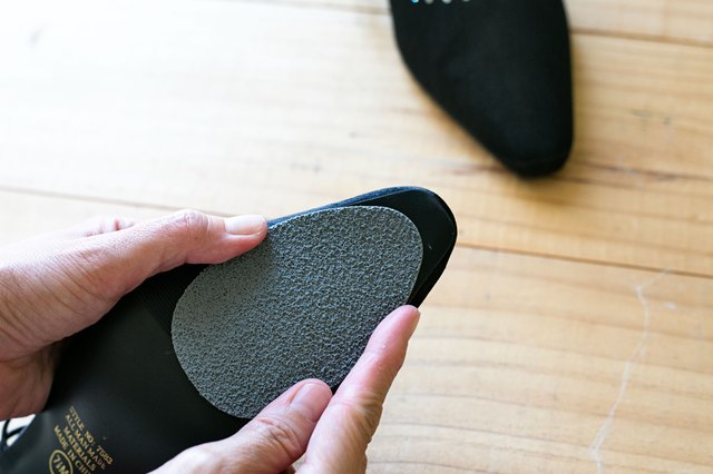 how to keep high heels from slipping on floors leaftv