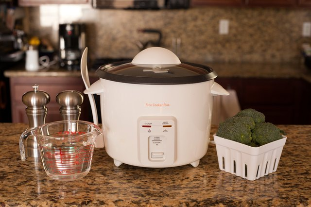 How To Steam Vegetables In A Rice Cooker Leaftv