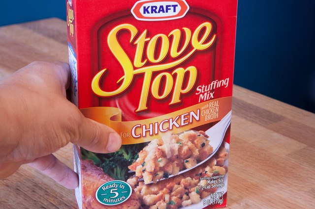 How To Make Stove Top Stuffing Leaftv