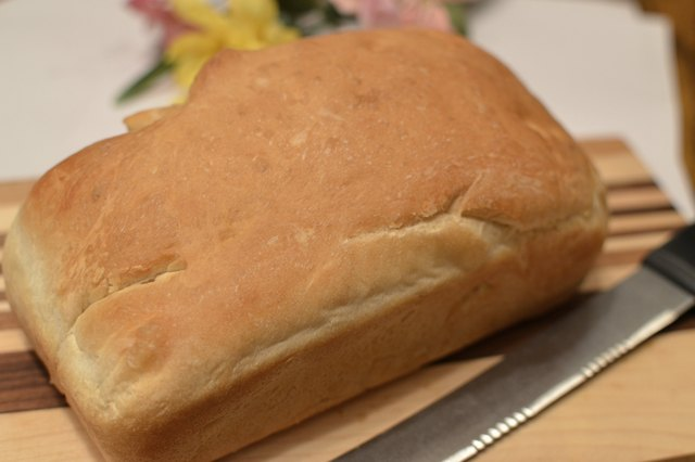 How to Make Bread Without Wheat Flour | LEAFtv