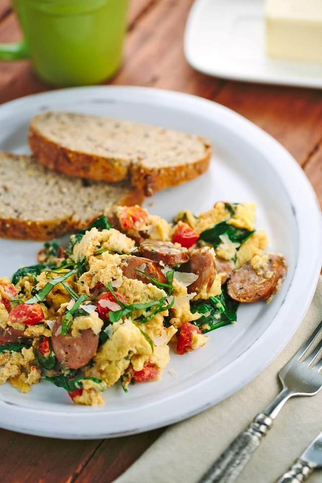 One pan breakfast ideas for an easy morning