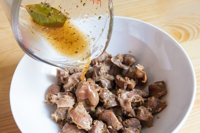 how to cook chicken gizzards tender