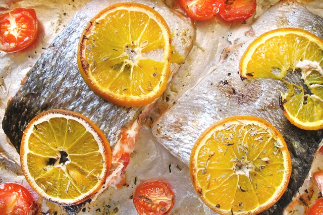 how to cook frozen salmon in a pan