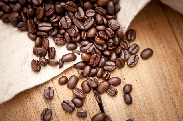 Low acid coffee beans!