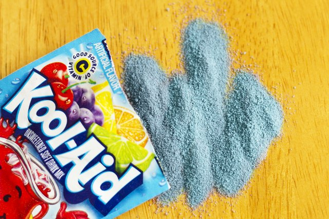 Which Colors Of Kool Aid Work Best For Hair Dye Leaftv