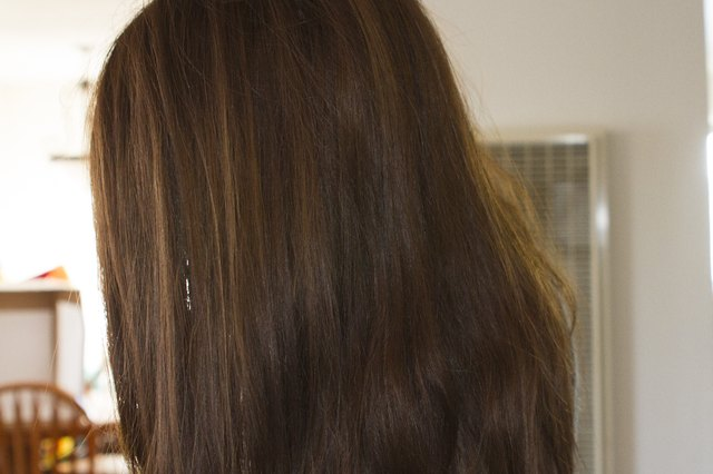 Cellophane Hair Treatments Are Offered In The Salon And Can Be Performed At Home To Give Earance Of Healthy