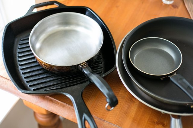 there are many types of pans on the market today including stainless steel and nonstick stainless steel pans have been the choice of chefs