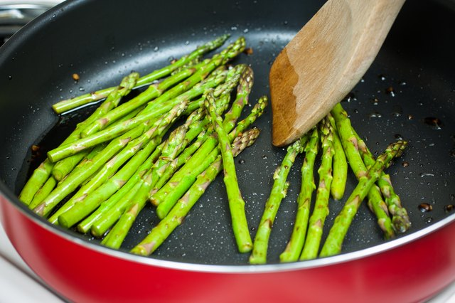 What spices go best with asparagus leaftv the cooking method you use affects the type of seasonings that best suit asparagus high heat cooking methods such as broiling or grilling produces slightly ccuart Image collections