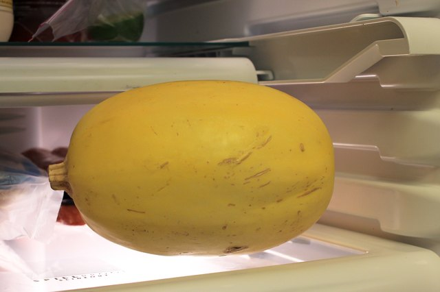 Whole Uncooked Spaghetti Squash In Your Refrigerator Up To Two Weeks Understand It Will Deteriorate Faster Because Of The Moisture