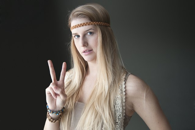 Swell 1960 Hippie Hairstyles Leaftv Hairstyle Inspiration Daily Dogsangcom
