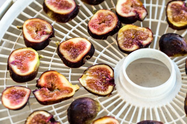 how to make dried figs in the oven