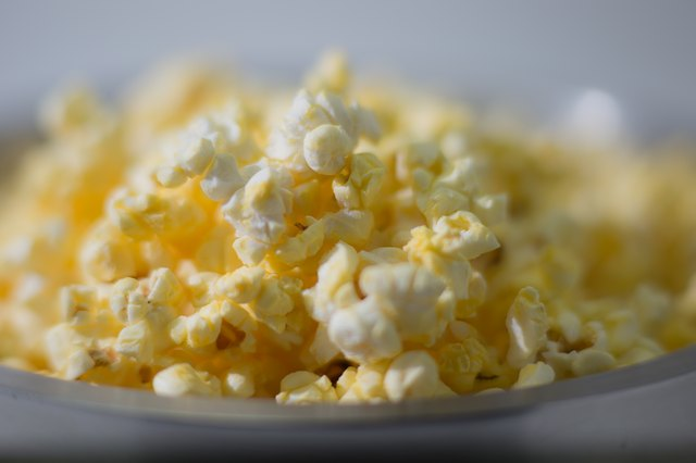 Run A Few Test Bags Of Your Favorite Popcorn Through Convection Oven Until You Have The Timing Down Just Right