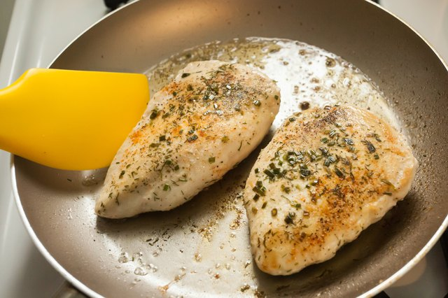 Chicken Breasts That Have Been Defrosted In The Fridge Can Be Stored Well Wrapped In The Fridge For Two To Three Days Before They Need To Be Cooked