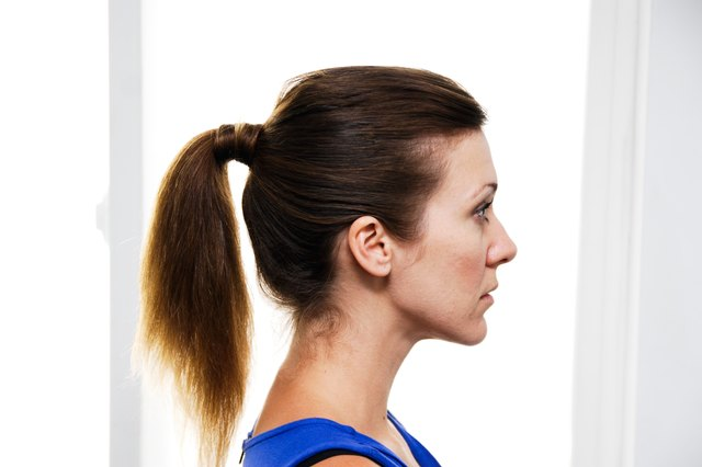 How To Make A Ponytail Amp Wrap Hair Around It Leaftv